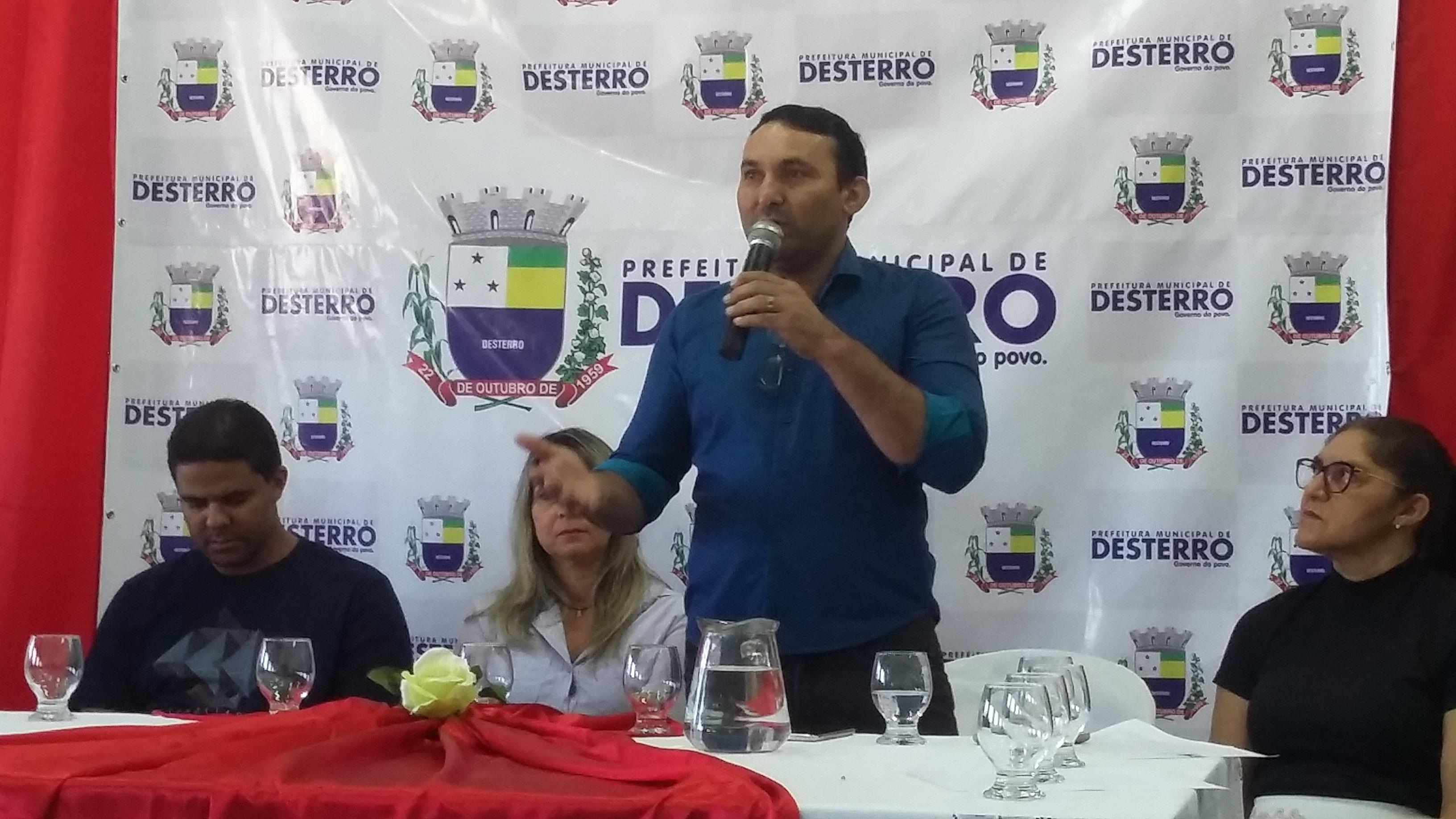 GOVERNO VOLTADO PARA O POVO REALIZA ORÇAMENTO PARTICIPATIVO.