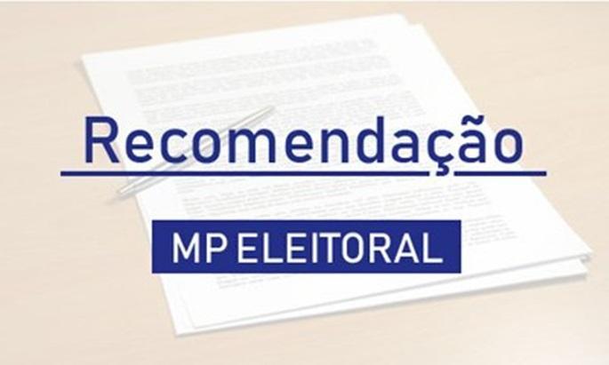 Recomendação 0012020 Ministerio Público Eleitoral